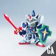 SD BB393 Legend BB FA Knight Gundam